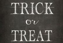 Happy Halloween / Crafts, Costumes, Decor, Party Ideas, and Recipes for Halloween.