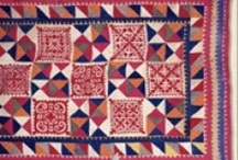 Quilts - ethnic