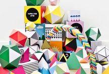 Paper Art / 3D Design