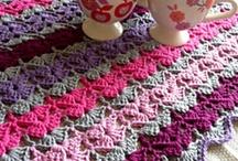 Crocheting  / by Davina Peebles