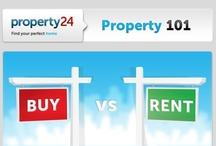Infographics - Property101 / by Property24.com