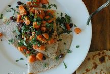Meatless Main dishes / Vegetarian recipes