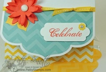Sale a Bration 2013 / Stamping projects featuring Stampin' Up! Sale a Bration - SAB - products, 2013