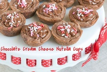 Desserts and Treats / Recipes for Sweet Treats to enjoy / by Occasionally Crafty