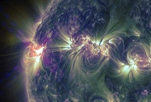 SOLAR STORMS - EMF - EMR / For the three day period, March 8th through 10th, the thermosphere absorbed 26 billion kWh of energy. Infrared radiation from CO2 and NO, the two most efficient coolants in the thermosphere, re-radiated 95% of that total back into space.