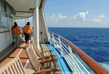 Caribbean Cruise / inspiration and ideas for things to do and see on our Stampin' Up! Cruise on the Royal Caribbean Allure of the Seas