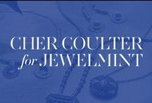 Cher Coulter for JewelMint / Exotic inspirations and globetrotting glamour, discover a new collection from our resident celebrity stylist! / by JewelMint