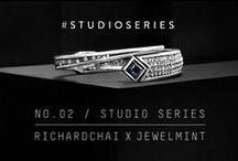 #StudioSeries: Richard Chai x JewelMint / Inspired by nature, exclusive to JewelMint, CFDA award winning designer Richard Chai creates his first ever jewelry collection. / by JewelMint