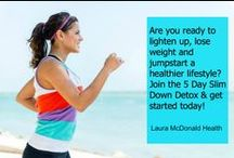 Health Coaching / Let me help you discover what will work for YOUR body, YOUR life! It's about bio-individuality, there is no ONE SIZE FITS all! You are unique and I will work with you to achieve the results you've been dreaming of.
