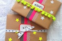 Gift Ideas/Wrapping