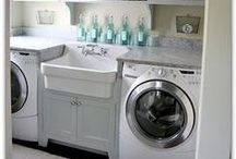 If I Must Do Laundry, Let Me Do It Here / Things and places to make Laundry a little more enjoyable! / by Occasionally Crafty
