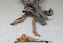 DrifTwooD / Natural material, warm, eco-friendly