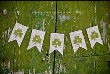 Lucky / All things St. Patrick's Day!  Crafts, Recipes, Decor, and more!