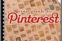 Pinterest / Blogging Tips / Tips for better blogging and using Pinterest to drive traffic to your blog.  / by Patty Bennett