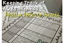 Parent Communication / Communicating with your students' parents in every way possible! / by Buzzing with Ms. B