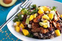 Healthy (lots of vegan) recipes! / by Devon Swoboda