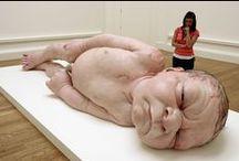 news skriba * sculture giganti / Le più impressionanti installazioni artistiche sono o minuscole o enormi.