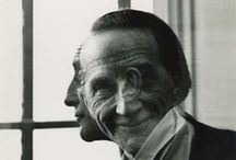 """ispirazioni * marcel duchamp / """"Sono giunto alla conclusione che non tutti gli artisti sono scacchisti, ma che tutti gli scacchisti sono artisti"""" Marcel Duchamp"""