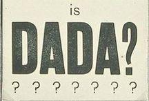 ispirazioni * dadaismo / Il Dadaismo è un movimento artistico che nasce in Svizzera, a Zurigo, nel 1916. Il dadaismo rifiuta ogni atteggiamento razionale, e per poter continuare a produrre opere d'arte si affida ad un meccanismo ben preciso: la casualità.