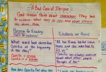 Character Study / Lessons, tools, and ideas for analyzing characters in fiction and drama. / by Buzzing with Ms. B