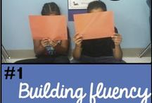 Reading Fluency / Strategies, tools, and lesson ideas for developing students' fluency. / by Buzzing with Ms. B
