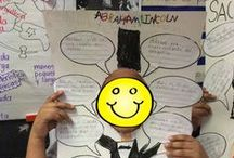 Reading Biography Literary Nonfiction / Biography projects, anchor charts, and lesson ideas! / by Buzzing with Ms. B