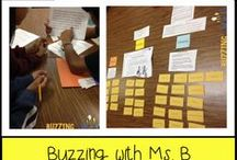 Checking for Understanding / Strategies for making sure your students understood your teaching! / by Buzzing with Ms. B