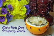 Spells for Witches and Pagans / Pagan, Wiccan, Witch, spells, magic, ritual, candles, herbs