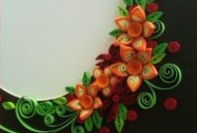 Quilled Frames ♥
