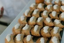 Hors D'Oeuvres / Whether Passed or Displayed...They taste as good as they look!