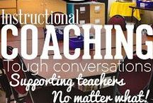 Literacy Coaching & Instructional Coaching / Resources for literacy coaches and instructional coaches. Tools and sites I use in my own coaching. / by Buzzing with Ms. B