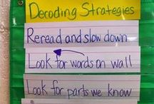Decoding Strategies & Tools / Tools and strategies for helping our readers grow their decoding skills.  / by Buzzing with Ms. B