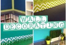 Classroom Decor / Adorable and practical ideas for designing your classroom! / by Buzzing with Ms. B