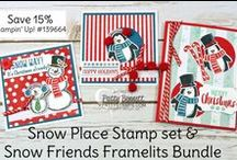 2015 Holiday Catalog Stampin UP ideas / Handmade cards, Christmas cards, crafts, DIY home decor and holiday ideas from the Stampin Up! 2015 Holiday catalog! Let me know if you need a copy!