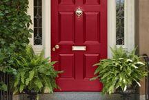 special front door