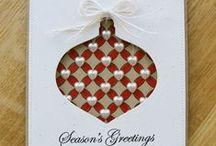 Cards - Christmas ♥