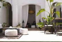 Outdoor Spaces / by Kaleb Norman James Design