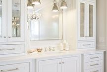 Bathroom Ideas / by Katie Rose Cakery