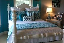 Teen Room Decorating / Trendy teen room custom bedding designs and teen decor ideas. Pick a set or design your own teen bedding from 100's of fabrics! Your teen haven awaits at Decor 2 Ur Door! / by Decor 2 Ur Door Bedding