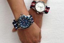 Watches/montres
