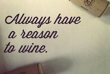 Wine Words / You love wine, we love wine. Share your wine thoughts with us and see your words on our board!