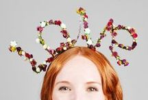 Crowns & WIngs & Fairy Things / so inspired to make these! / by Jennifer Bohrer