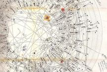 Cartography, Charts, Diagrams, and Networks / A bit of SNA and other pretty things / by Emily K