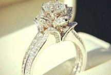 Engagement rings  / by Katie Cheatham