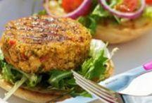Vegan~Vegetarian / Vegan and Vegetarian recipes and food / by Marcia