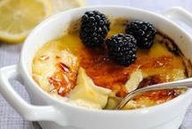 custards & puddings