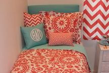 Custom Dorm Duvet Covers / Select your favorite pattern fabric, and size and voila!we'll make it for you-shipping  Decor 2 Ur Door!! Here are some ideas for bedding home, dorm and apartment!! / by Decor 2 Ur Door Bedding