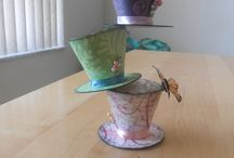 Parties: mad hatter tea party / by Shawna Lewis