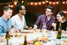 Entertaining the K-J Way / We make hosting simple. Here are some party and entertaining ideas, decorating tips, recipes and more. / by Kendall-Jackson Wines
