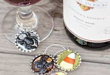 Happy Hallowine! / How do you mix Halloween and wine? These creative decorations and gift ideas are sure to give you ideas on getting started.  / by Kendall-Jackson Wines